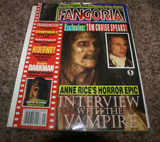 Fangoria Magazine #139, English, Horror & Monster 1994 OOP TOM CRUISE CANDYMAN 2