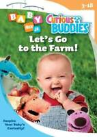 Baby Nick Jr - Let's Go to the Farm - DVD By Curious Buddies - VERY GOOD