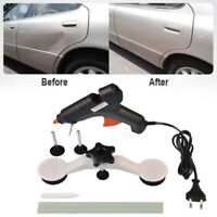 Car Body Dent Repair Kit Dent Puller Tool with Hot Melt Glue Gun Glue Stic PVN