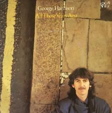 "GEORGE HARRISON - All Those Years Ago (7"") (EX/G+) (2)"