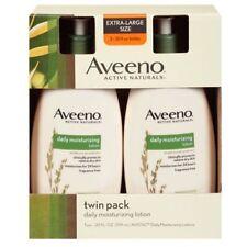 Aveeno Daily Moisturizing Lotion 20oz 2-packs Free Shipping And Fast