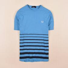 Fred Perry Junge Kinder T-Shirt Shirt Classic Gr.158  Blau, 72661