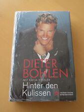 """Dieter Bohlen mit Katja Kessler """"Hinter den Kulissen"""" erste original Auflage NEU"""