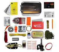 Esee Mess Tin Survival Kit Professional Grade Emergency Preparedness Gear