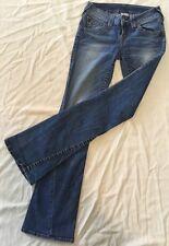 True Religion Medium Women's Jeans Size 26 Stretch Flare