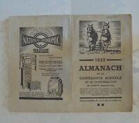 Almanach de la Coopérative Agricole et de consommation de Lembeye