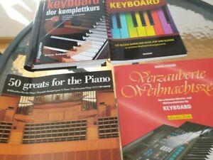 Noten Digital Piano und Klavier