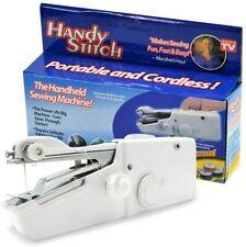 Mini Handheld Sewing Machine, Portable Sewing Machine Quick Handy Stitch clothes