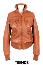 Manteaux et vestes motard en cuir pour femme taille 36