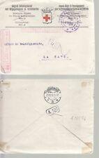 (b77596)   POW Kriegsgefangenenvordruckkuvert Belgien 1915 von Antwerpen na