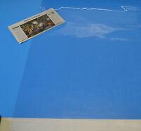 14,50 €/m²  Klarsichtfolie  Fensterfolie  Glasfolie  transparente Folie 1,0 mm