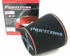 PIPERCROSS AIR FILTER INDUCTION CONE KIT UNIVERSAL 80mm FITMENT C0187