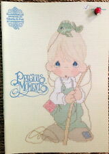 PATTERN cross stitch PRECIOUS MOMENTS YEAR PM 24 calendar 12 months monthly
