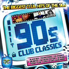 Dj Video Mix - 90s CLUB CLASSICS - 46 Songs In 1 Mix!!!!  90s Dance Mega Hits