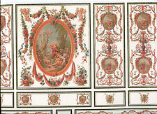 World & Model Relief 34806 Wallpaper Wall Panels dollhouse 1/12 scale miniature