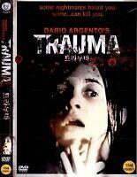 Trauma (1993, Dario Argento) DVD NEW