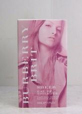 Burberry Brit Sheer 1.7 oz / 50 ml Women's Eau de Toilette Spray New & Sealed