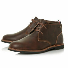 Timberland Mens Brook Park Brown Lace Up Chukka Boots A1N4E