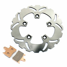 Rear Brake Disc Rotor 220mm & Pads Suzuki GSXR 600 750 2004 2005 GSXR 1000 01-06
