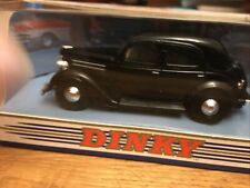 Dinky 1/43 Scale Dy-5 - 1950 Ford V8 Pilot - Black. New & Boxed