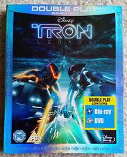 Tron Legacy Jeff Bridges Blu-ray And DVD Combo (2011) 2 Disc Set PG