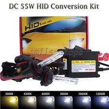 55W H1 H3 H7 H10 H11 9005 9006 880 5202 9007 Fog Light Xenon HID Conversion Kit