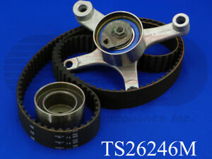 Engine Timing Belt Component Kit Preferred Components TS26246M