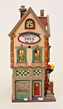Reduced! New Dept 56 Christmas in City (Cic) Series Nicholas & Co. Toys #58929