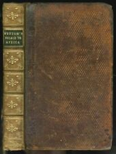 William HUTTON Voyage To Africa... 1821 First edition