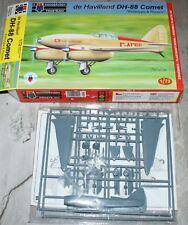 DH-88 Comet 'Prototype & Racers' (3x camo) in 1/72 von KPM
