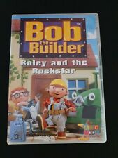 Bob the Builder: Roley And The Rockstar ABC Dvd **RARE** - FREE POST!!!