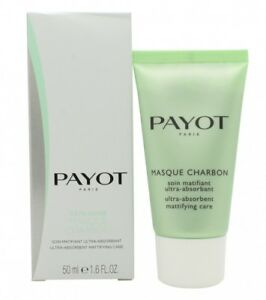 PAYOT PÂTE GRISE MASQUE CHARBON MATTIFYING FACE MASK - WOMEN'S FOR HER. NEW