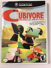 Cubivore - Gamecube - Replacement Case - No Game