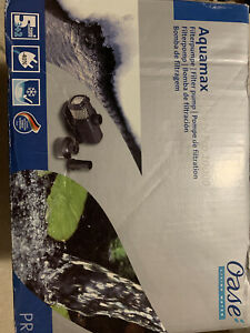 Oase Aquamax Eco Gravity 10000 Neu Teichpumpe