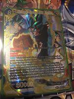 BT7-118 SPR Meteoric Energy SSB Vegito Mint Dragon Ball Super Card Game