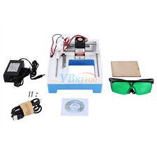 DIY USB Laser Engraving Machine Printer Stamp Maker 2000mW Seal Cutting Plotter