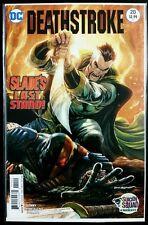 DEATHSTROKE #20 (2016 DC Comics) Comic Book NM