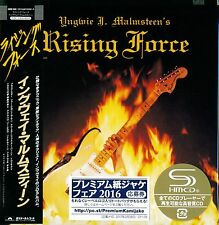 YNGWIE MALMSTEEN RISING FORCE JAPAN 2016 NEWLY RMST SHM MLPS CD - JEFF SCOT SOTO