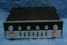 MCINTOSH C11 STEREO TUBE PREAMP FOR PARTS OR REPAIR NO POWER