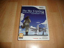 Nintendo Wii PAL version Sky crawlers Innocent Aces