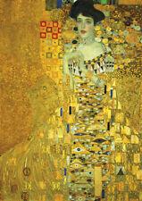 Gustav Klimt - Portrait Of Adele Bloch Bauer A2 Canvas Print 42x59.4cm Unframed