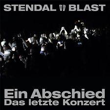 STENDAL BLAST Ein Abschied - Das letzte Konzert 2CD 2016 LTD.666