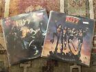 KISS Alive And destroyer Two Album lot Casablanca 1970's Aucoin