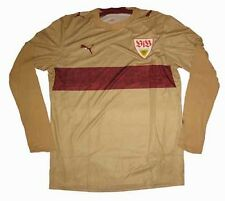 VFB Stuttgart joueur maillot 2007/08 player issue PUMA XL Camouflage Maillot