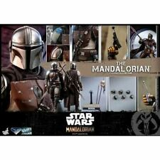 1/6 30cm Disney Star Wars The Mandalorian Figure Tms007 Hot Toys