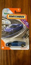 Matchbox 2020 Corvette C8 #47(blue)