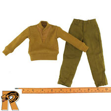 Paul Radio Operator - Sweater & Pants Set - 1/6 Scale - DID Action Figures