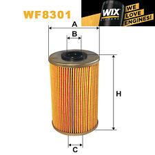 1x Wix Fuel Filter WF8301 - Eqv to Fram C9817