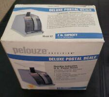 Pelouze X2 Mechanical Postal Scale