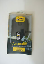 NWT OTTER BOX COMMUTER SERIES ON-THE-GO PROTECTION FOR SAMSUNG GALAXRY S 4 Black